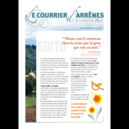 Courrier d'Arrênes