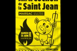 Diner du Cochon de la Saint Jean